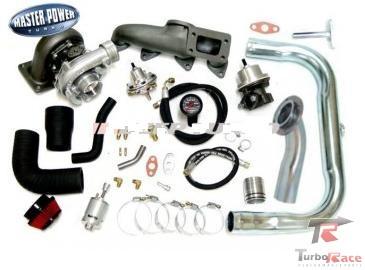 Kit turbo Astra/Vectra - 2.0/2.2 - 8V ( 2003 Até... )