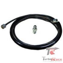 Kit de instalação manômetro de turbo nylon
