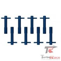 Wingnuts para motor AP VW azul